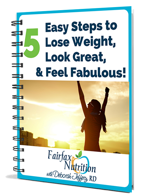 5 easy steps to lose weight